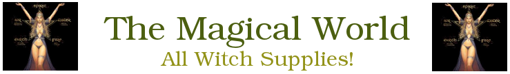 Magickal Products